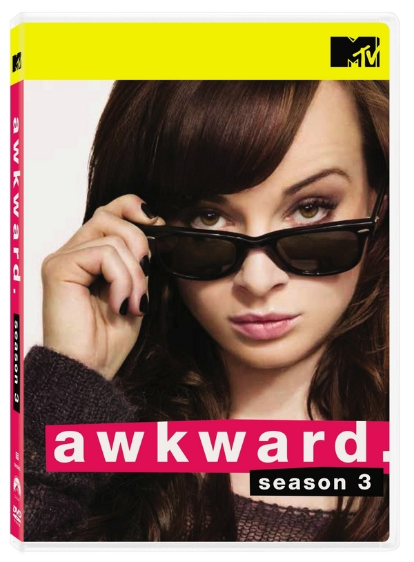 awkward dvd