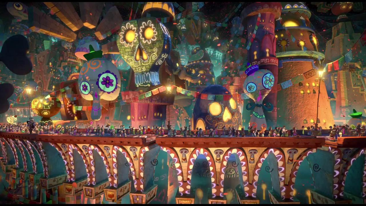 The Book Of Life Is Full Of Life Movie Review At Why So Blu