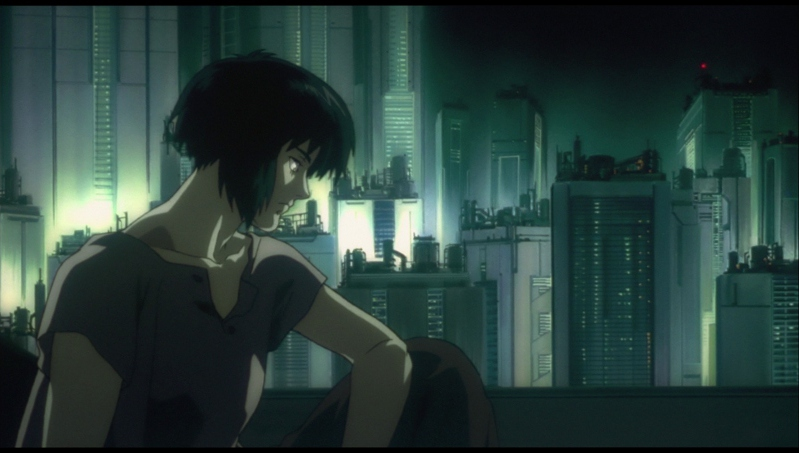 Ghost In The Shell 25th Anniversary Edition Blu Ray Review At Why So Blu