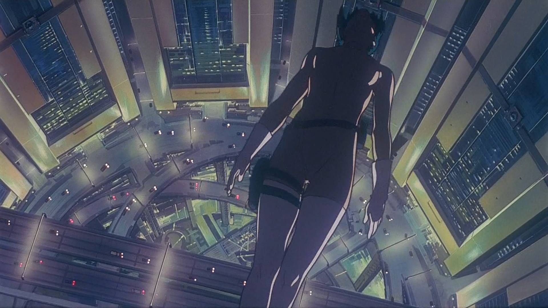 Ghost In The Shell 25th Anniversary Edition Blu Ray Review At