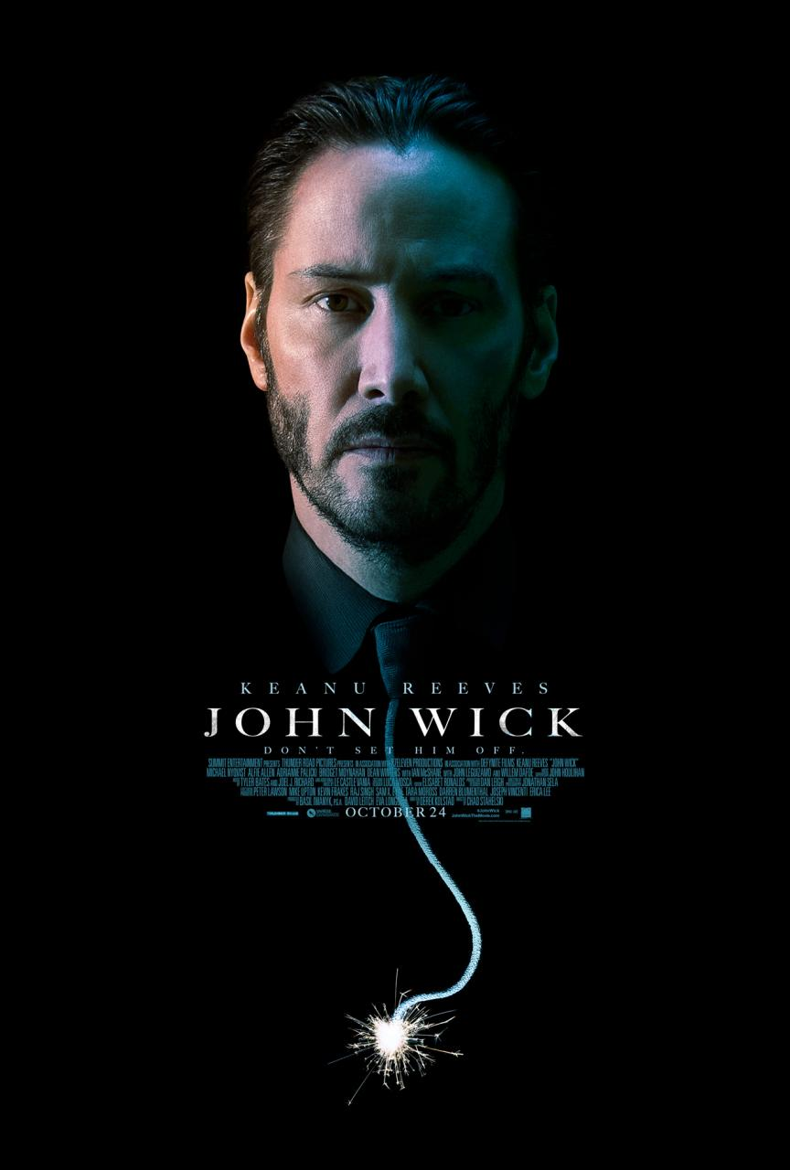 john wick whysoblu poster 2