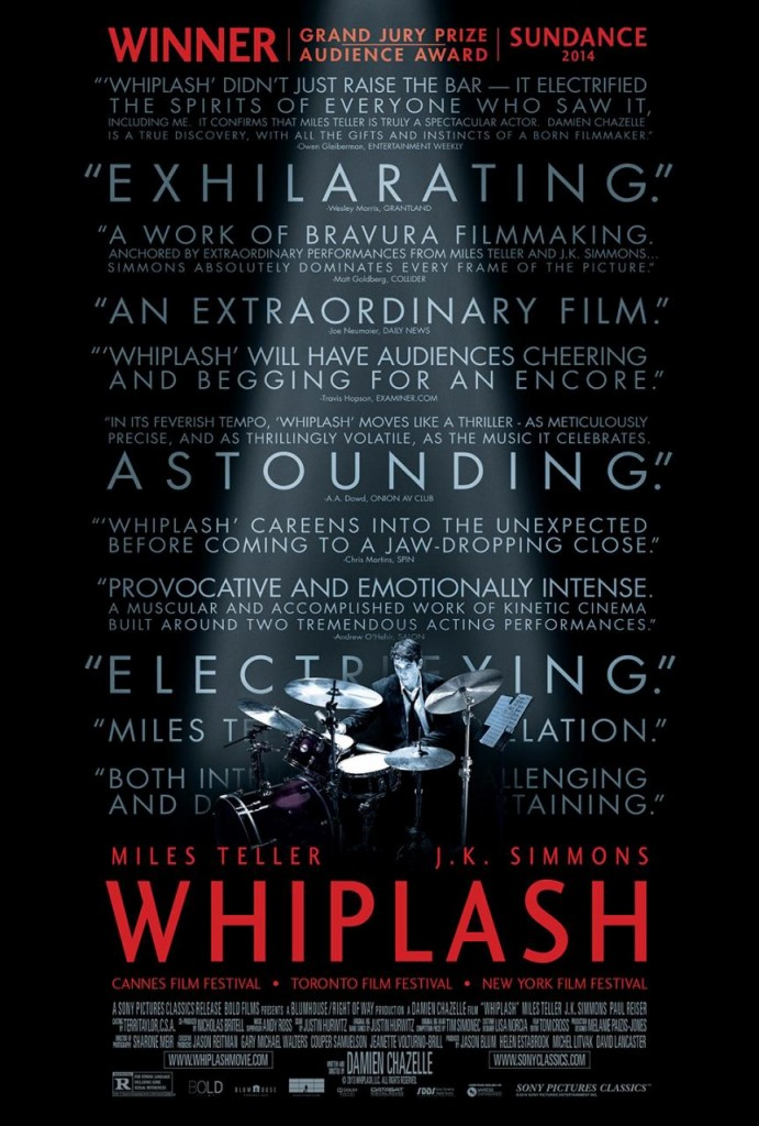 whiplash whysoblu poster