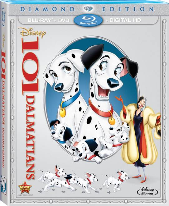 101-Dalmations-Blu-ray