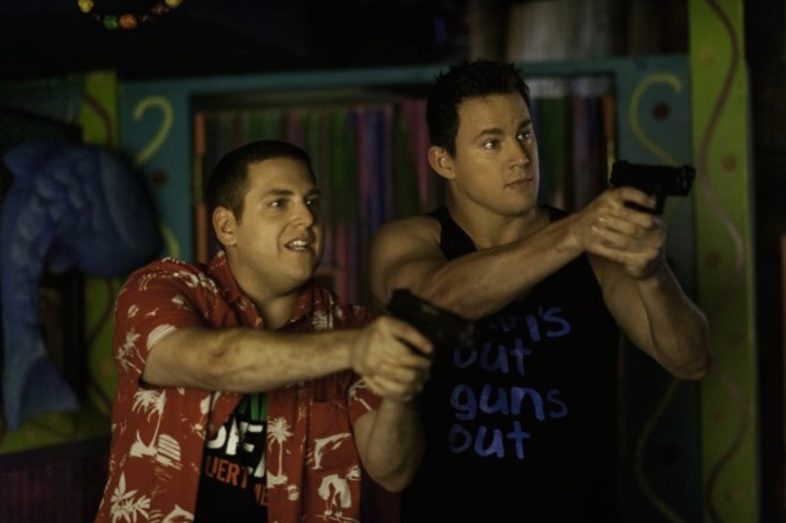 22 Jump Street Blu-ray Review 1