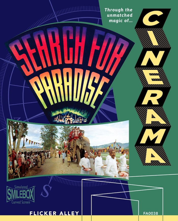 Cinerama's Search For Paradise -