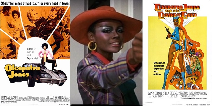 Cleopatra Jones Wishlist