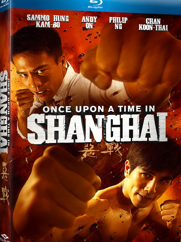 Once Upon A Time In Shanghai -