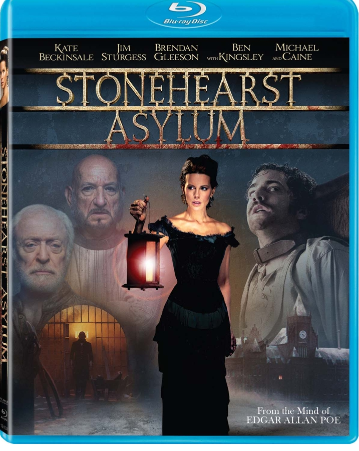 Stonehearst Asylum (Blu-ray Review)