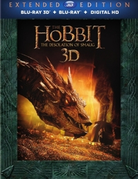 The Hobbit Desolation of Smaug Extended Edition