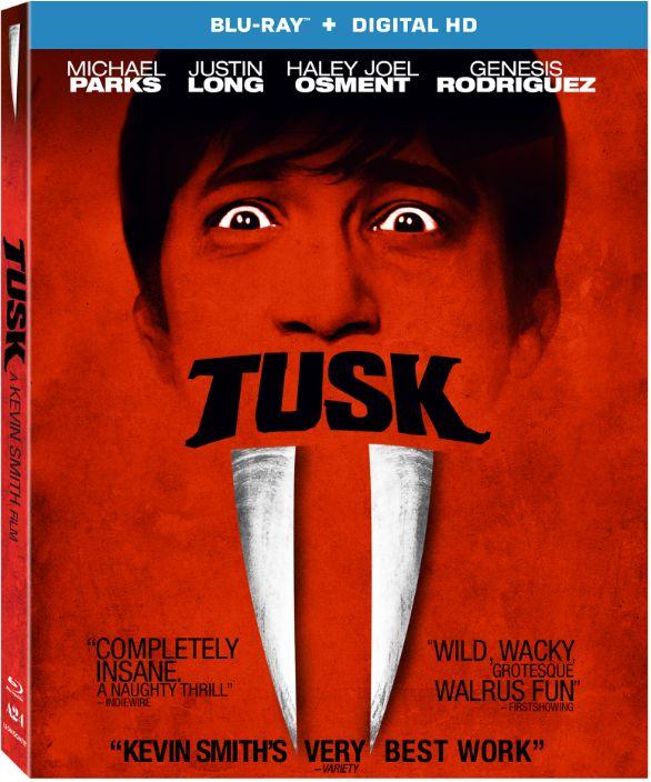 Tusk Blu-ray
