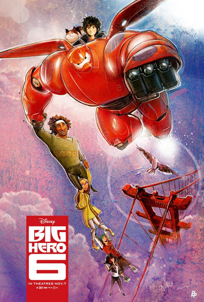 big hero 6 whysoblu poster 6