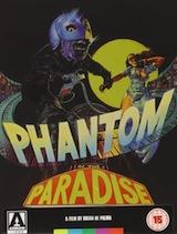 Phantom of the Paradise UK Import