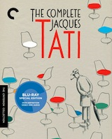 The Complete Jacques Tati Collection