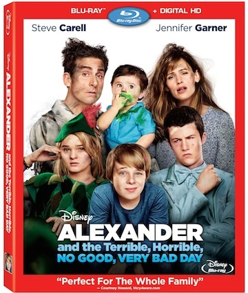 Alexander-And-The-Blu-ray