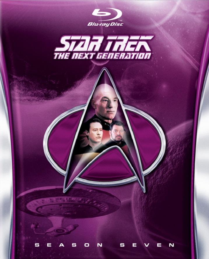 Star-Trek-TNG-Season 7-Blu-ray