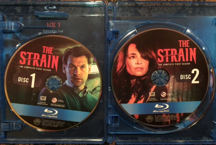 The Strain - Discs 1 and 2