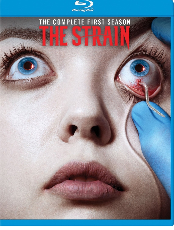 The Strain the Compelte First Season