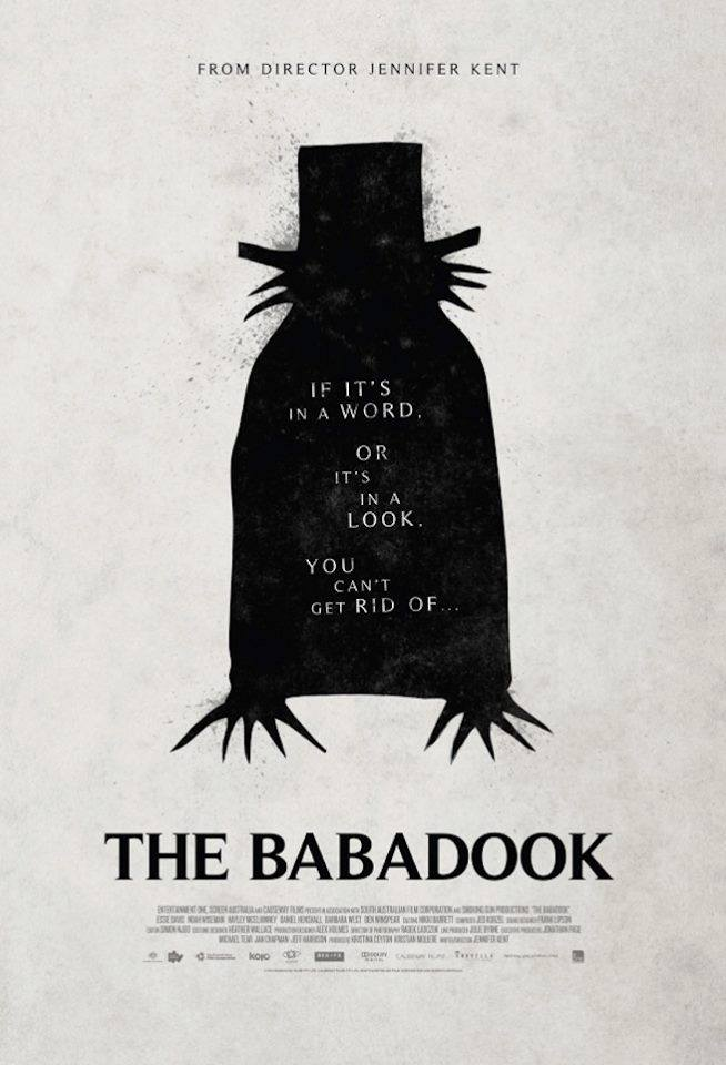 the babadook whysoblu poster