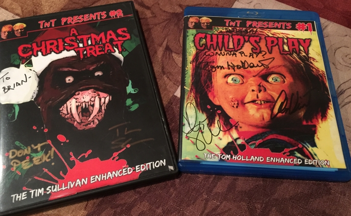 A Christmas Treat & Child's Play
