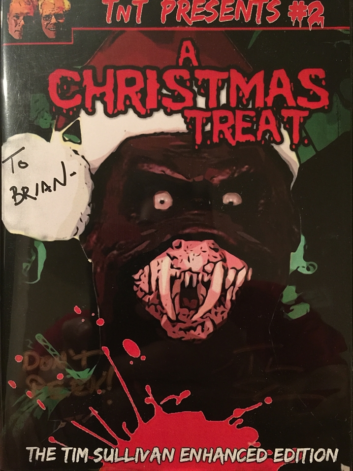 A Christmas Treat Front Cover