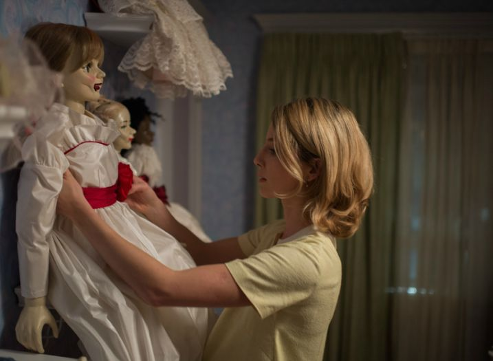 Annabelle (Blu-ray Review)