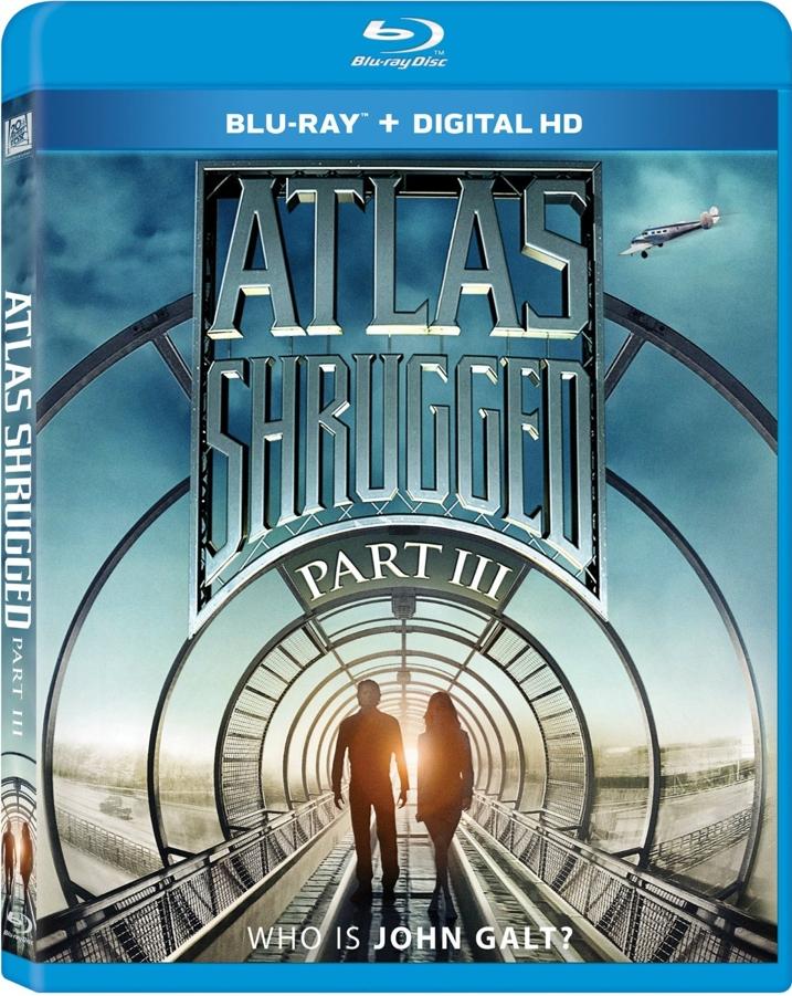 Atlas Shrugged Part III Blu-ray