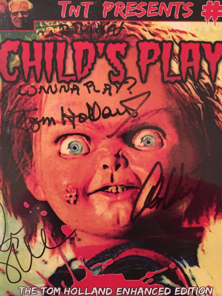 Child's Play Front Cover