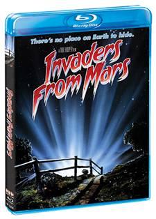 Invaders From Mars MED