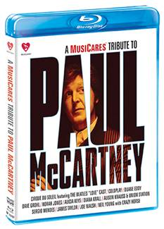 MusiCares Paul McCartney MED