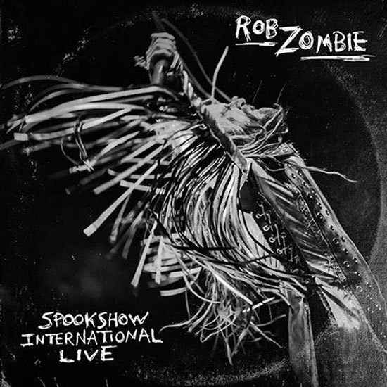 Rob Zombie Spookshow International Live Front Cover