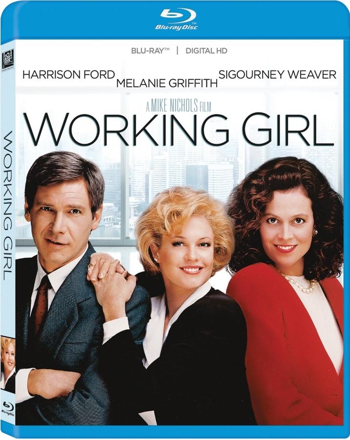 Working Girl Blu-ray Cover Art