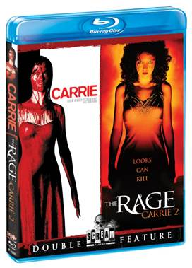 Carrie Double Feature MED
