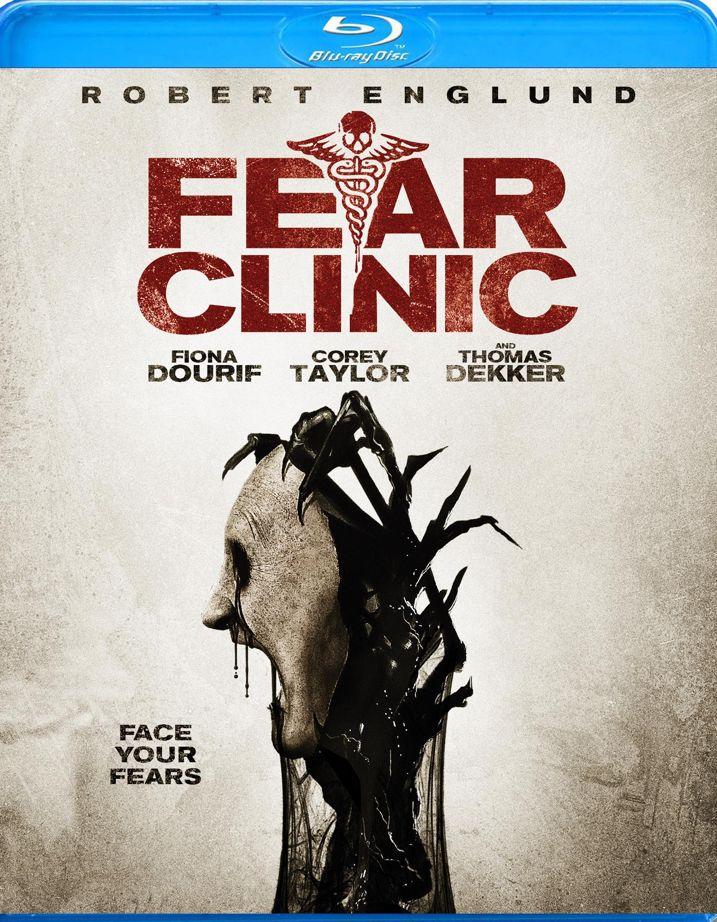 Fear Clinic Blu-ray