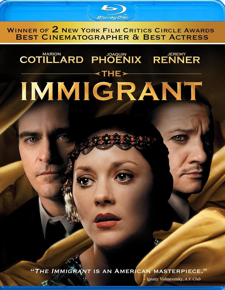 Immigrant-Blu-ray