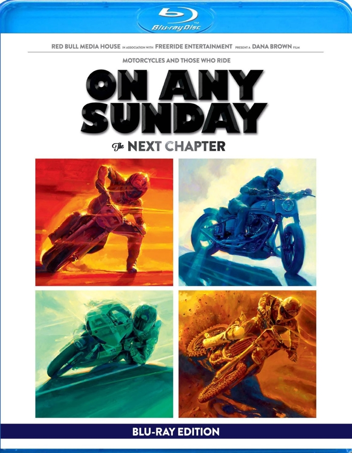 On Any Sunday The Next Chapter Blu-ray