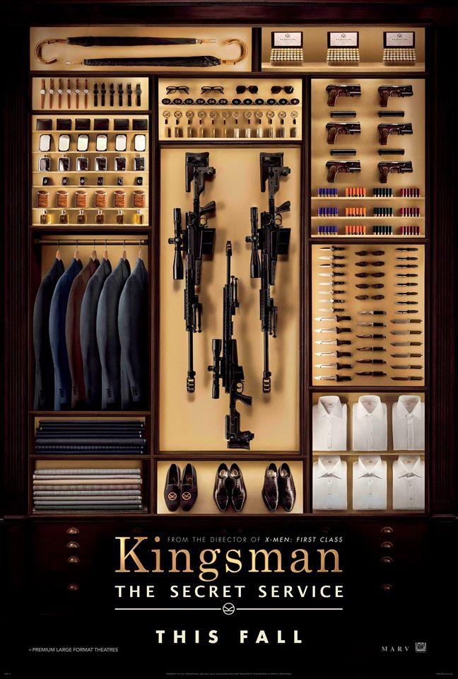 kingsman whysoblu poster