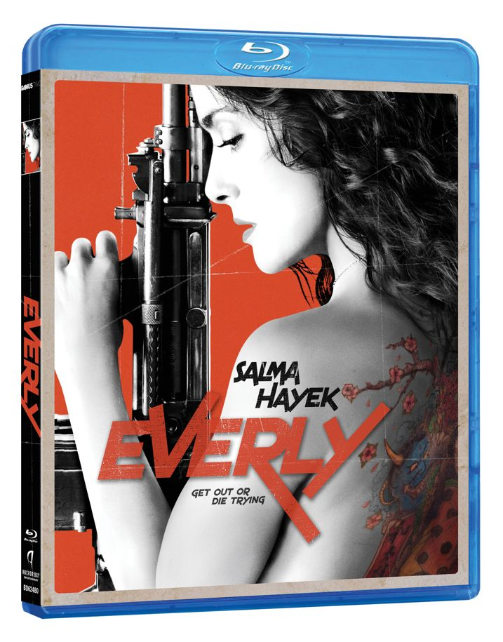 Everly Blu-ray