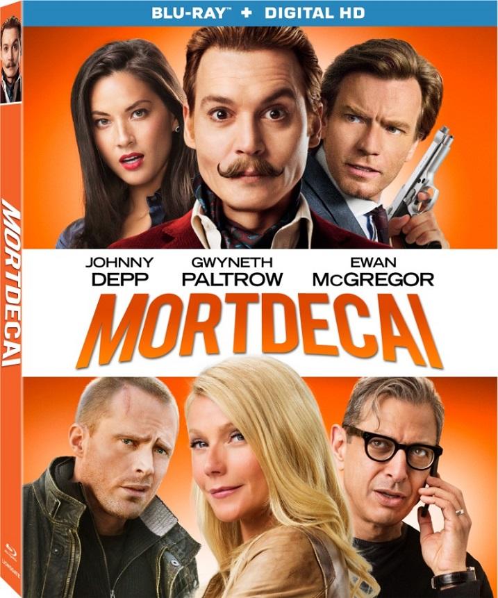 Mortdecai-Blu-ray