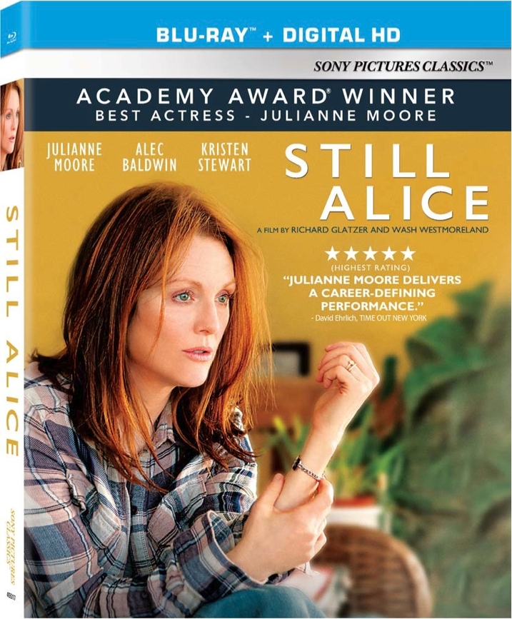 Still Alice Blu-ray