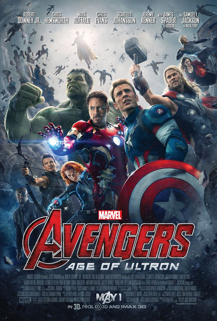 Avengers- Age of Ultron Movie Poster