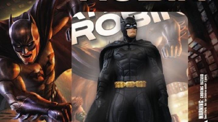 Batman Vs Robin 4
