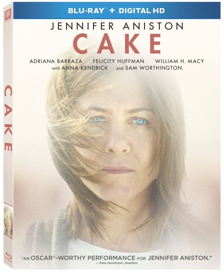 Cake Blu-ray