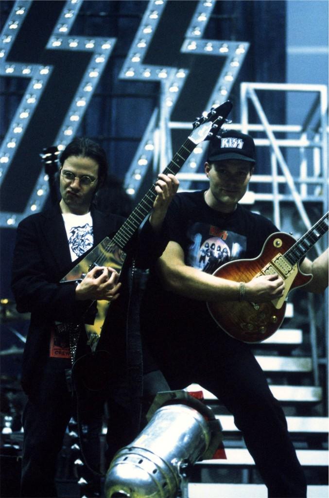 Detroit Rock City - Adam Rifkin and Tim Sullivan Rocking It
