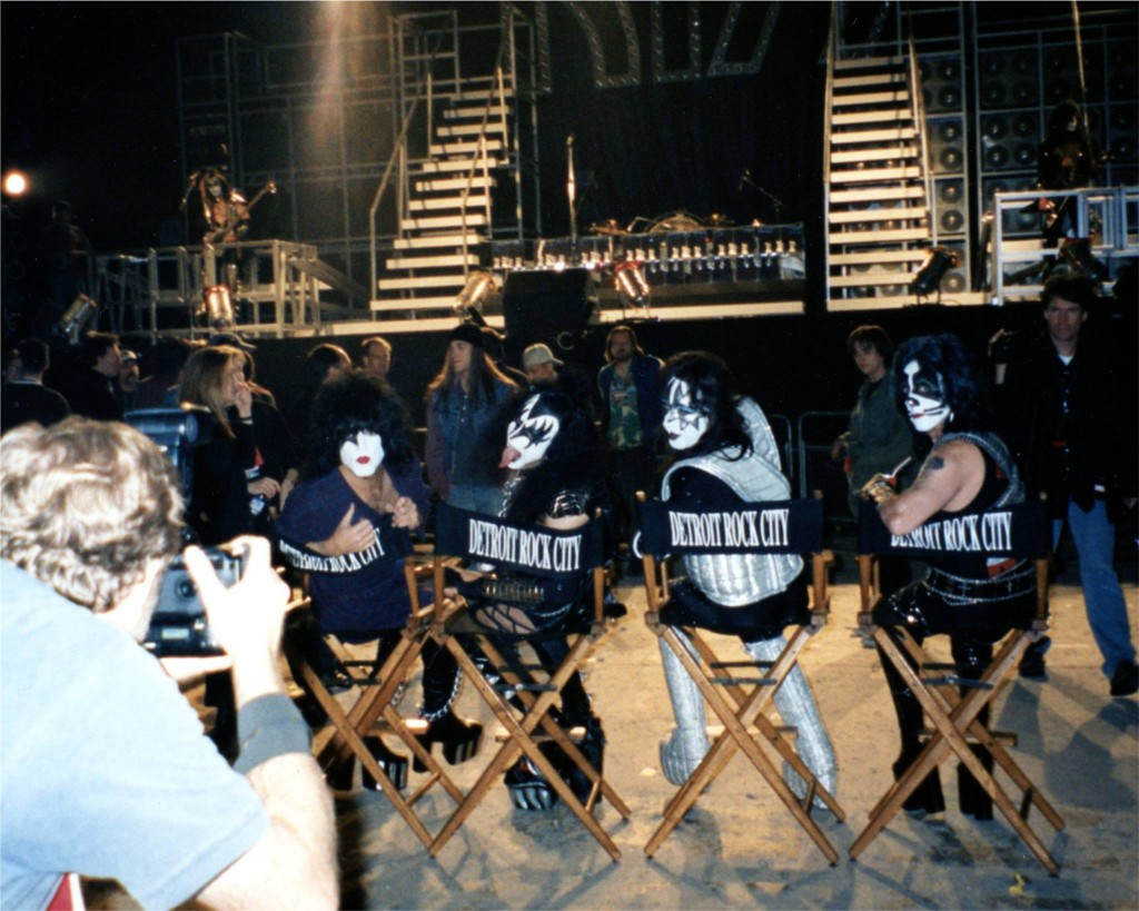 Detroit Rock City - KISS in the Directors Chair