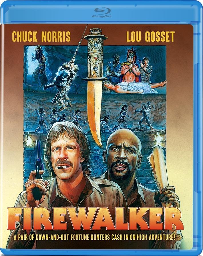 Firewalker-Blu-ray