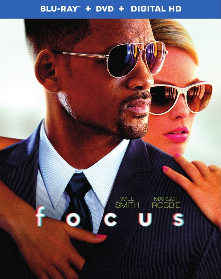 Focus Blu-ray Cover