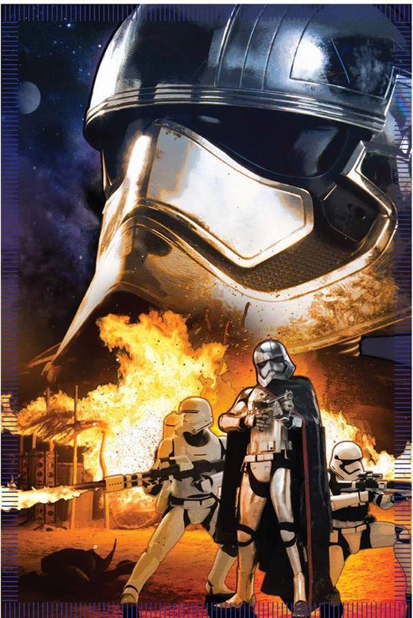 Force Awakens Stormtrooper art