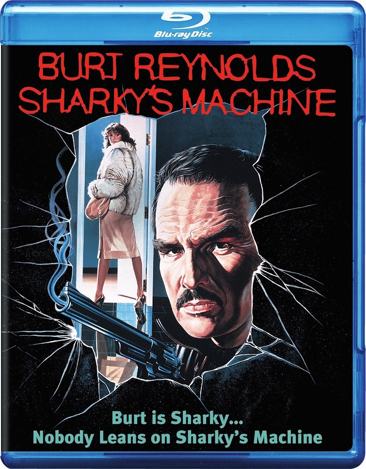 Sharky's Machine-Blu-ray