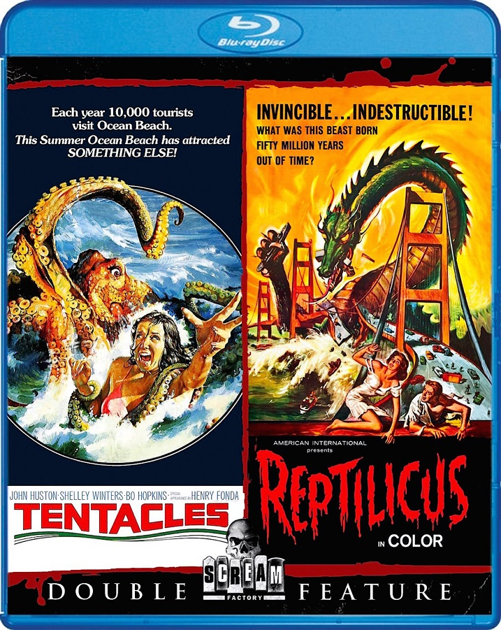 Tentacles-Reptilicus-Double-Feature-Blu-ray