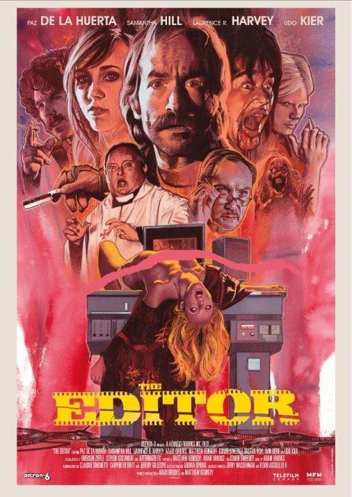 Editor-Poster